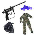 Paintball paket ekonomi